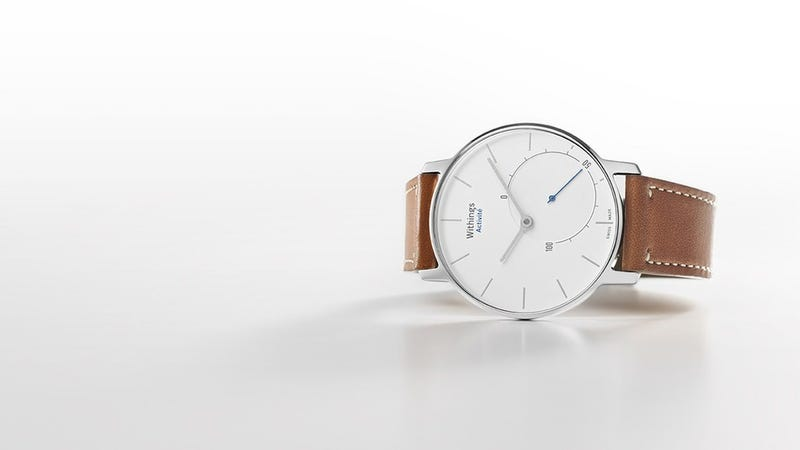 This Beautiful Watch Is Actually a Fitness Tracker