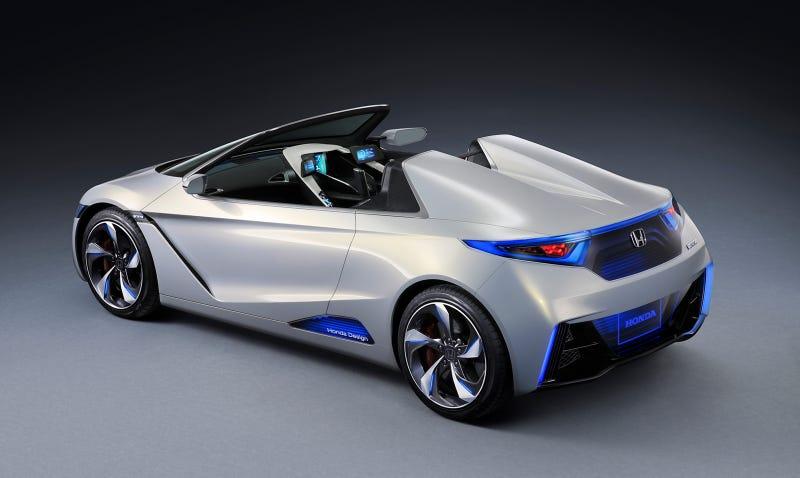 Honda EV-STER Gallery