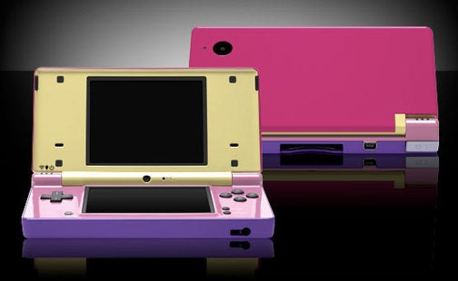 Colorware Will Make Your DSi Hideously Ugly, For a Price