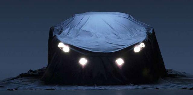 2010 Lotus Eagle Teases Us Ahead Of British Motor Show