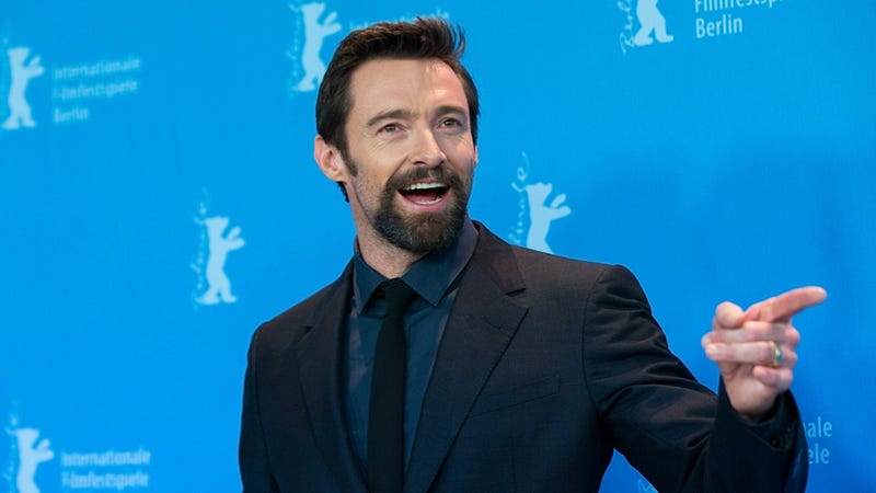 Some Crazy Lady Threw Her Pubes at Hugh Jackman, Caroline Lamb-Style