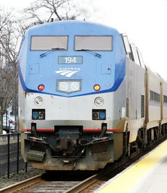 All Aboard Amtrak's New Beef-Powered Train!