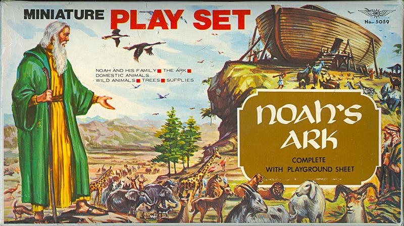 Great Investment: Noah's Ark Theme Park Bonds