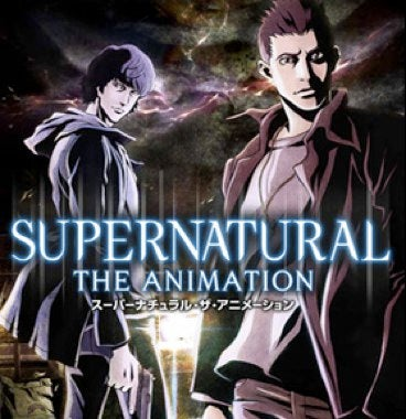 Supernatural's anime series trailer released from hell!