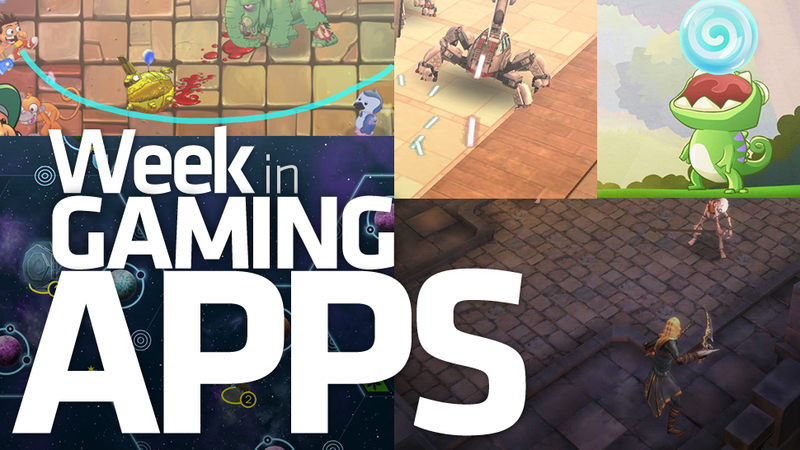 I'm Too Old For This Week in Gaming Apps S**t