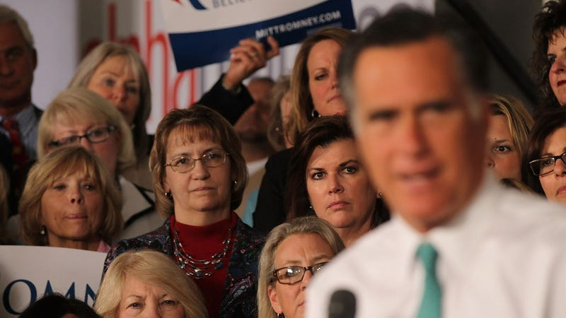 All the Single Ladies Hate Romney, Love Obama