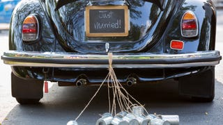 Your Wedding Getaway Cars Are Spectacular