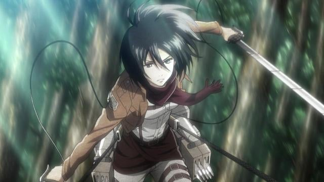 Attack on Titan's English Dub Isn't Half Bad