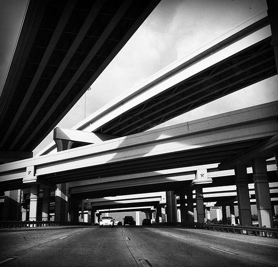 What causes highway hypnosis?