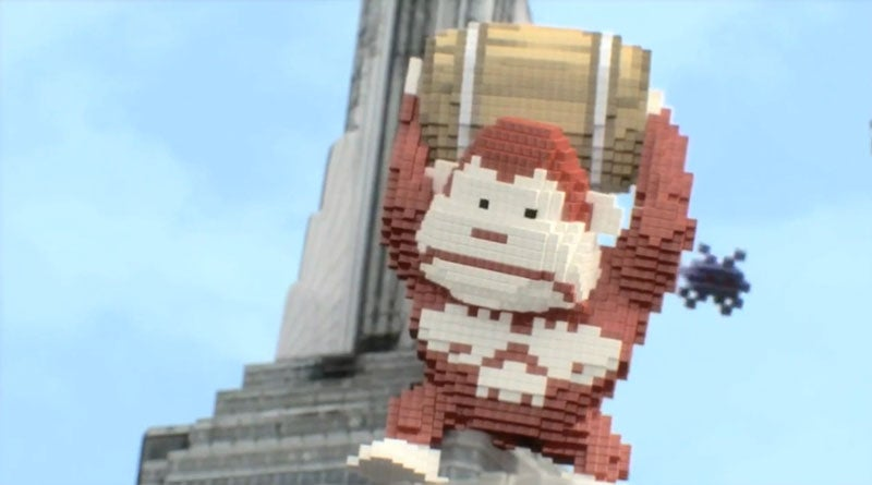 Stunning 'Pixels' Scaling Up To Big Screen, Says Report