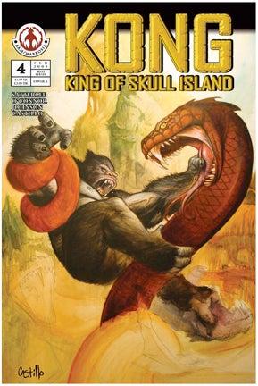 Kong's Big Comeback