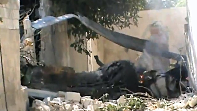 Syria Has Best/Worst Excuse Ever For Helicopter Crash