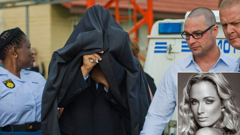 Pistorius' Story: 'I Heard a Noise... I Felt a Sense of Terror... I Grabbed My 9mm'