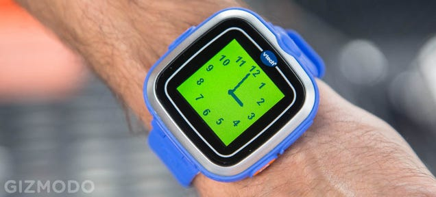 "A ""Smartwatch"" For Kindergarteners Is the Only Smartwatch You Need"