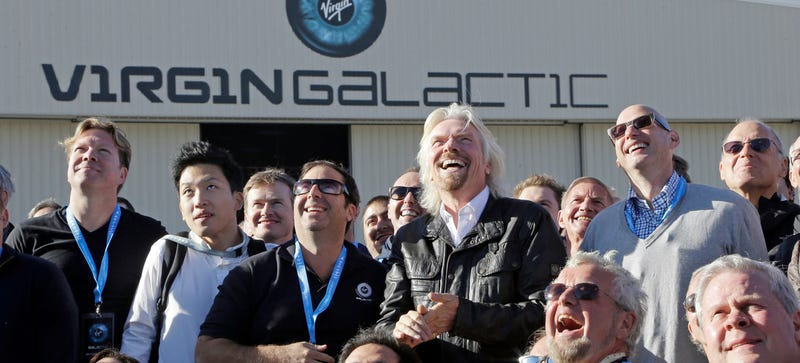 15 Years of Virgin Galactic's Failed Space Age Promises