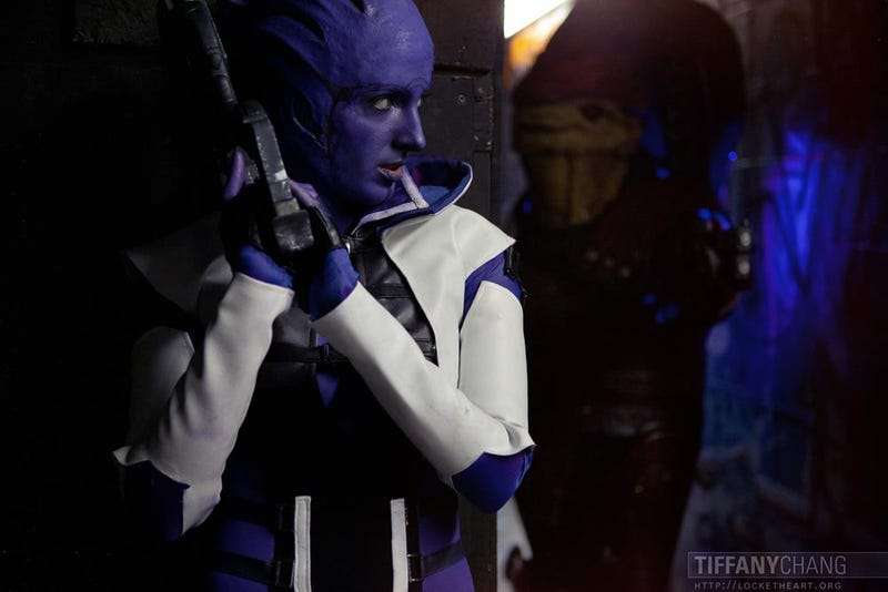 Mass Effect Cosplay is Like A Real-Life Director's Cut