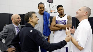 Report: Kings Owner Pitched A 4-On-5 Defense With One Cherrypicker