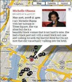 Michelle Obama: Not In New York