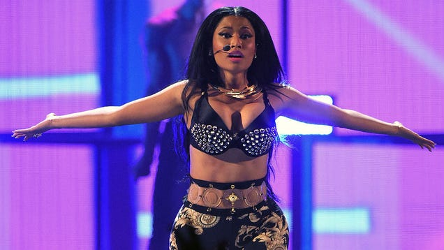Nicki Minaj Can't Be All Things to All People, Let Alone Herself