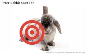 'NYT' Rabbit Kill Story Enrages Bunny-Huggers