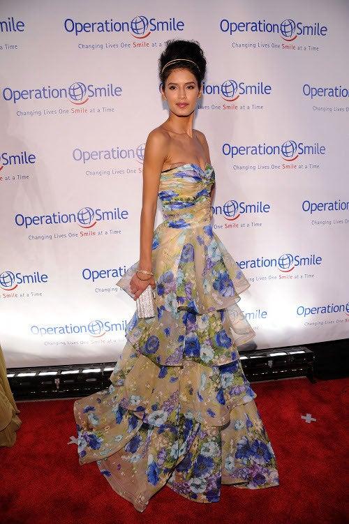 Celebs Smile At Operation Smile's New York Gala