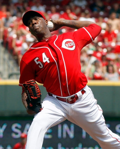 Is Someone Chasing Aroldis Chapman?