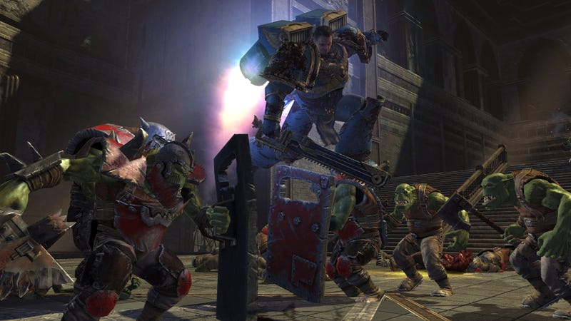 Warhammer 40,000: Space Marine Holds Its Ground Against the Reviewing Hordes