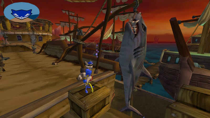 Sly Cooper's PS2 Games Look Nicer On The PlayStation 3