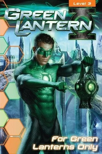New Green Lantern art