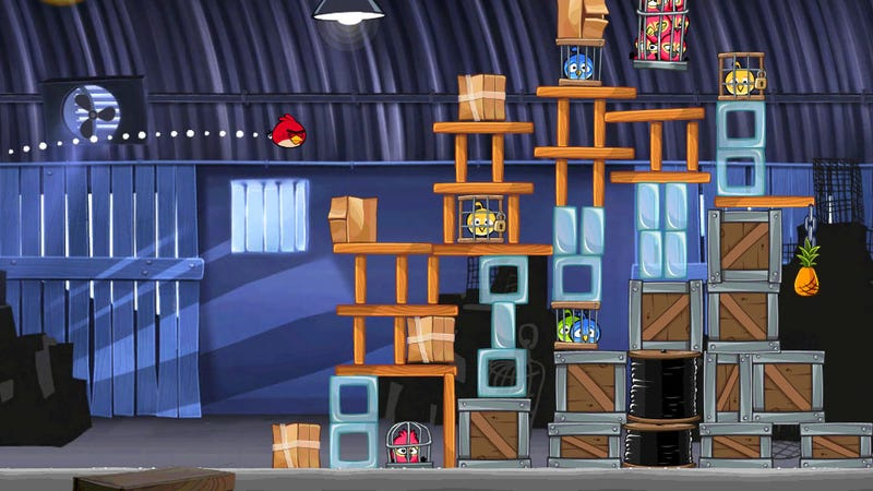 Angry Birds Rio Hatches New, Improved & Pig-Friendlier
