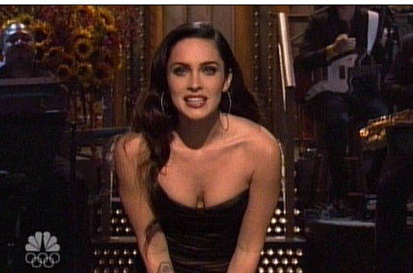 The First Cut Is The Deepest: SNL's Fuc*ing Megan Fox-y Season Premiere