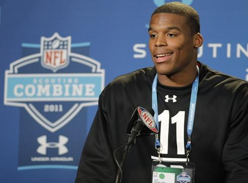 One NFL Draft Expert Really Thinks Cam Newton's A Dick