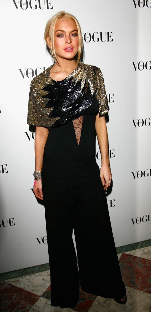 The Fashion At The Vogue Party In Paris: Meh