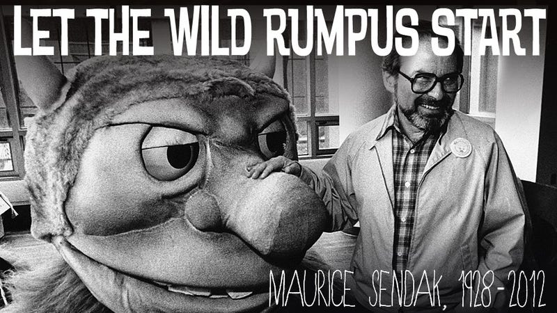 Wild Things: Drawings, Quotes and Memories from Maurice Sendak