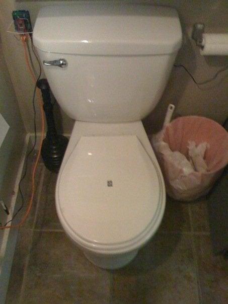 Twitter Toilet Tweets Your Poo