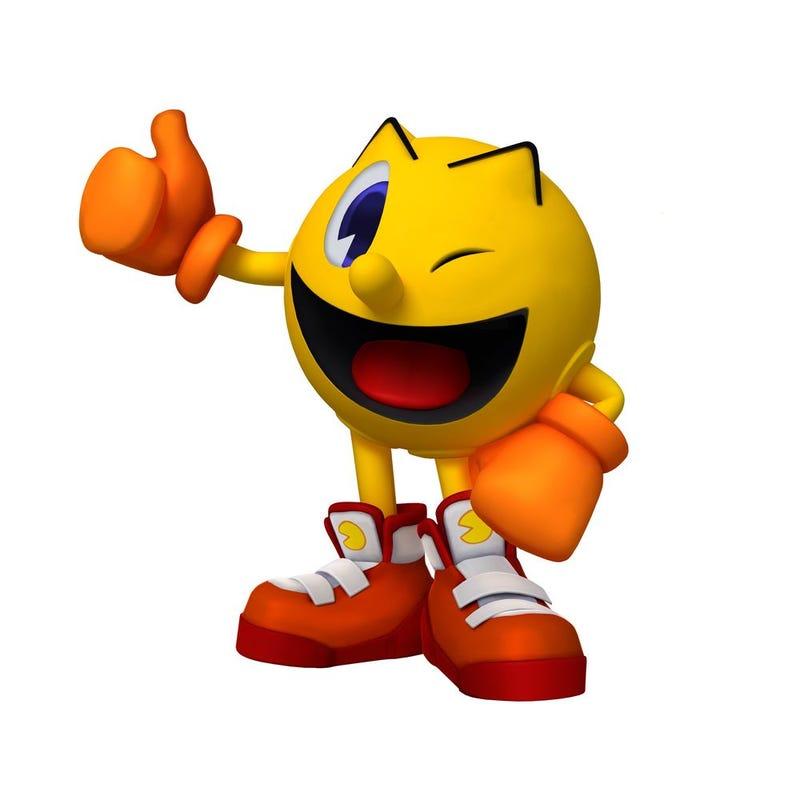 Happy Birthday, Pac-Man!