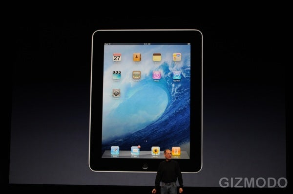 Apple iPad Hardware Revealed