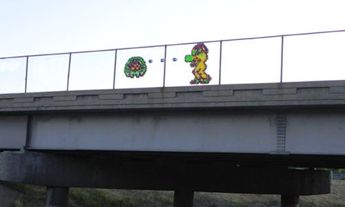 Cup-Art Bandit Strikes Again With Metroid