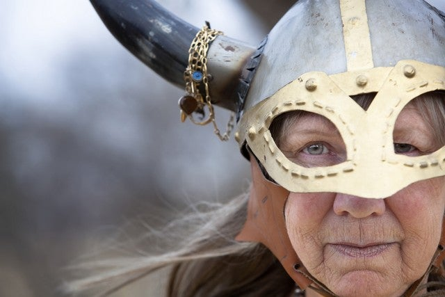 Viking Women Could Invade With the Best of Them