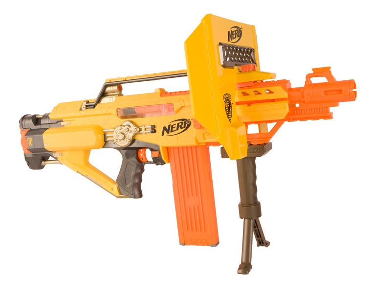So This Is What Nerf Guns Are Like Now, Huh?