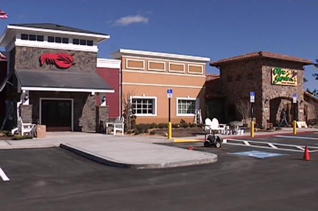 Combination Red Lobster/Olive Garden Restaurant to Save Depressed Community