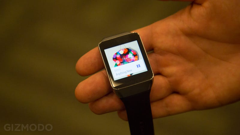 Samsung Gear Live Hands-On: Turns Out Smartwatches Could Be Great
