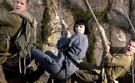 Red Hot Cate Blanchett In New Indiana Jones Pics