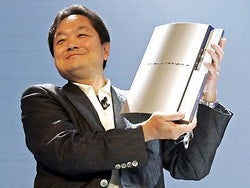 Sony Stomps Out Hopes for a PS3 Price Cut