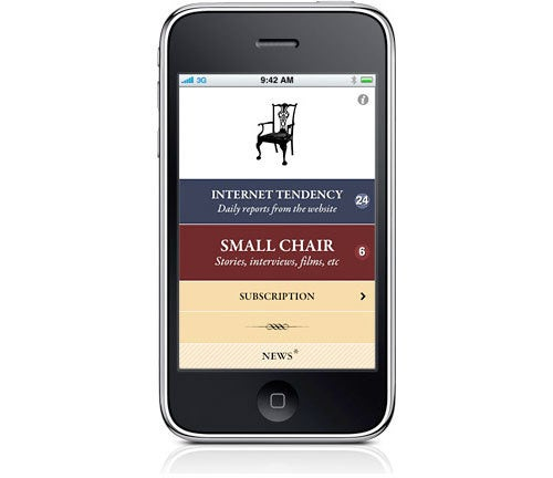 McSweeney's iPhone App Delivers Exclusive Content Weekly