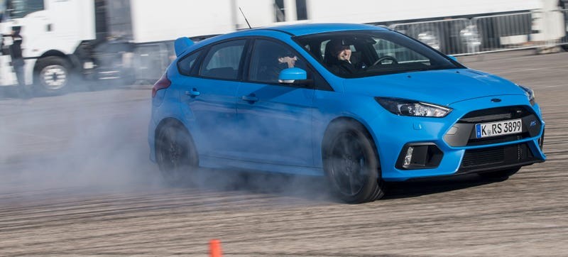 the 2016 ford focus rs is god in hatchback form. Cars Review. Best American Auto & Cars Review