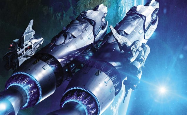 The Most Exciting New Science Fiction And Fantasy Books In November