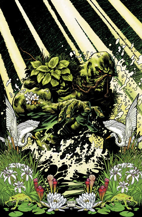 What's next for Batman and Swamp Thing? Scott Snyder reveals his diabolical schemes