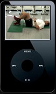Download free exercise videos for your iPod