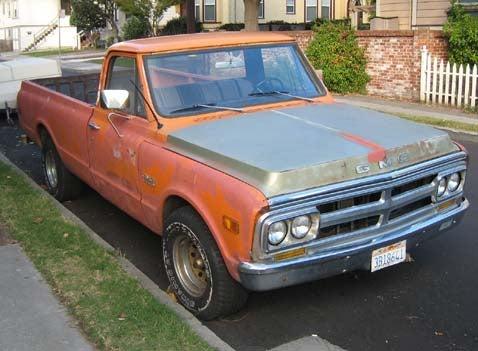 1971 GMC 1500 Pickup